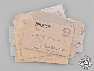 Germany, Heer. A Collection Of Army Feldpost Letters, 1941-1944