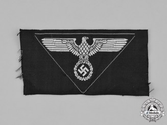 Germany, NSKK. National Socialist Motor Corps (NSKK) Transport Regiment Speer NCO Cap Insignia.