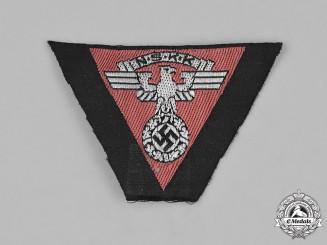 Germany, NSKK. An Unissued National Socialist Motor Corps (NSKK) District Austria Insignia