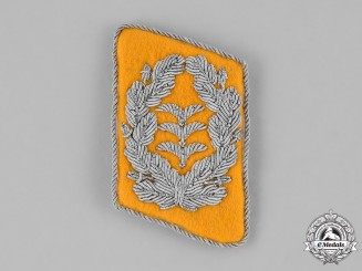Germany, Luftwaffe. A Single Colonel Rank Flyer's Collar Tab