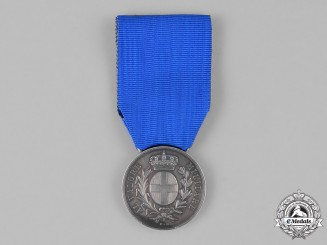 Italy, Kingdom. A Medal for Military Valour, Silver Grade, c.1940