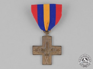 Italy, Kingdom. A Commemorative Cross of the Spanish Campaign