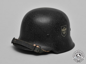Germany, Civic Police. A Civic Police (Polizei) Steel Helmet