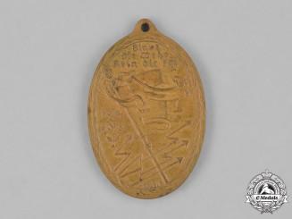 Germany. A 1914-1918 Commemorative Kyffhäuser Veteran's Organization Merit Medal