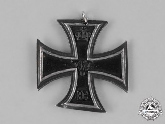 Germany. An Iron Cross 1914 Second Class