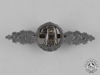 Germany, Luftwaffe. A Luftwaffe Reconnaissance Unit Squadron Clasp, Silver Grade, by Gebrüder Schneider