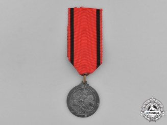 Italy, Kingdom. A 9th Army Commemorative Medal, Silver Grade