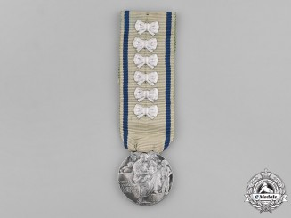 Italy, Kingdom. A Medal of Honour for Mothers of Large Families