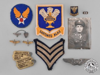 United States. A Second War United States Army Air Force Veteran's Group