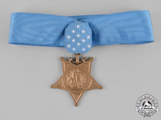 United States. Navy Medal of Honor, Type IX (1944-1964)