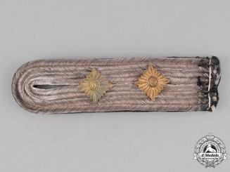 Germany, Heer. A Single Infantry Hauptmann's Shoulder Board