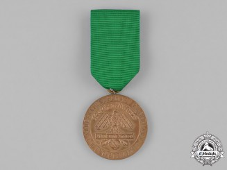 "Germany. A Blood and Soil Rheinland Landesbauernschaft ""For Exceptional Achievement"" Medal"