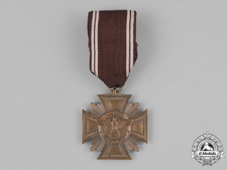 Germany, NSDAP. A Long Service Award for 10 Years of Service, Light Version