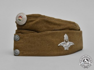 Hungary, Kingdom. An Air Force NCO's Side Cap, c. 1943