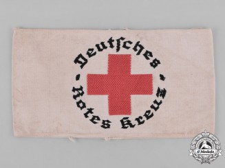 Germany, DRK. A German Red Cross (DRK) Medic Armband