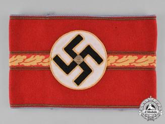 Germany, NSDAP. An NSDAP Ortsgruppe Zellenleiter Armband