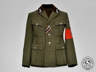 Germany, RAD. A Late Reichsarbeitsdienst (Reich Labour Service) Officer's Tunic