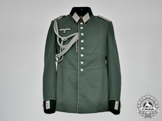 Germany, Heer. A Reserve Infantry Officer's Dress Tunic