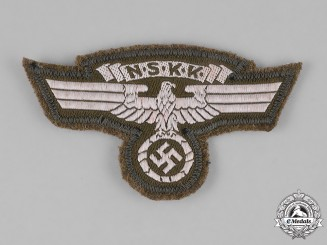 Germany, NSKK. A National Socialist Motor Corps (NSKK) Breast Eagle