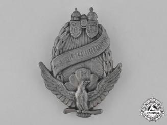 Austria, Empire. An Emperial Austro-Hungarian Pilot's Cap Badge