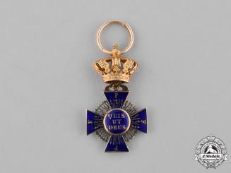 Bavaria, Kingdom. A Royal Merit Order of St. Michael in Gold, II Class Knight, c.1860