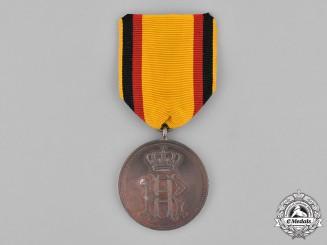 Reuss, Principality. A First War Reuss Merit Medal