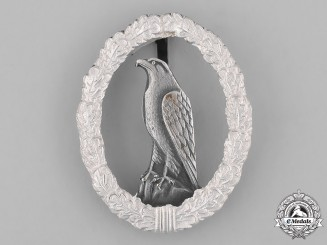 Germany, Luftwaffe. A Flyer's Commemorative Badge, 1957 Reissue