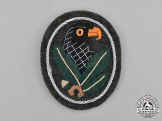 Germany, Wehrmacht. A Mint Wehrmacht Sniper's Badge, II Class