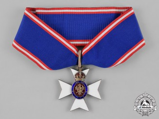 United Kingdom. A Royal Victorian Order, Commander (CVO)