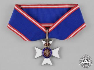 United Kingdom. A Royal Victorian Order, Commander (CVO)