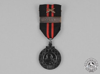 Finland, Republic. A Winter War 1939-1940 Medal, Type II for Foreigners for Front Service with Lappi and Crossed Swords Clasps