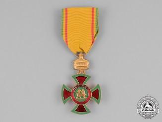 Ethiopia, Empire. An Order of Emperor Menelik II, Member