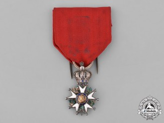 France, I Republic. An Order of the Legion of Honour, Reduced Knight, c.1808