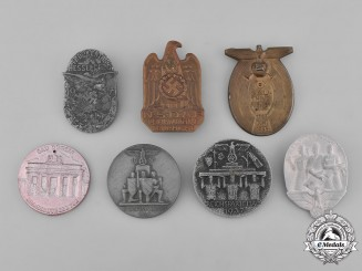 Germany. A Grouping of Seven Badges