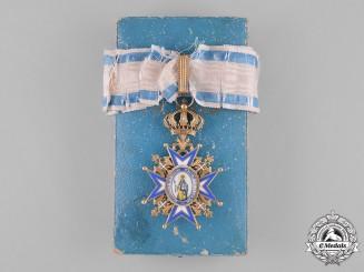 Serbia, Kingdom. An Order of St. Sava, III Class Commander, by Huguenin, c.1935