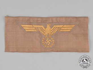 Germany, Kriegsmarine. An EM/NCO Tropical Breast Eagle