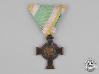 Saxony, Kingdom. A 1915 Saxon War Merit Cross, c.1916