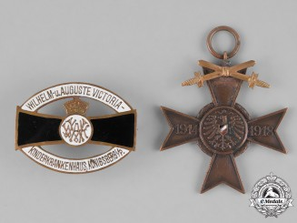 Germany, Imperial. A Grouping of Imperial Period Commemorative Badges