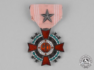 "Korea, Republic. An Order of Military Merit, ""Eulji"" II Class Breast Badge, c.1955"