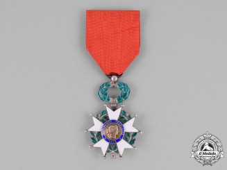 France, Republic. A National Order of the Legion of Honour, V Class Knight, c. 1920