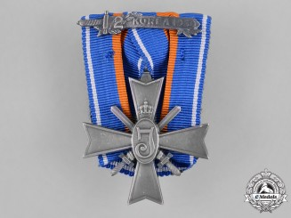 Netherlands, Kingdom. A Cross for Freedom and Justice
