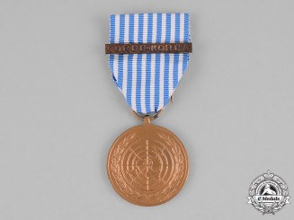 Belgium, Kingdom. A United Nations Service Medal for Korea