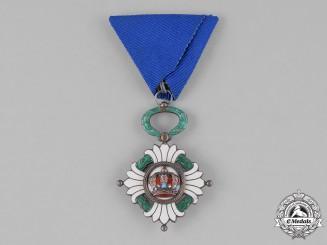 Yugoslavia, Kingdom. An Order of the Crown, V Class Knight, c.1940