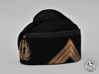 Italy, PNF. A Fascist MSVN (Voluntary Militia for National Security) Centurion's Fez