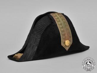 Austria, Imperial. An Austro-Hungarian Civil Service Dress Bicorne by Moritz Tiller & Co.