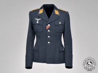 Germany, Third Reich. A Second War Luftwaffe Lieutenant's Tunic