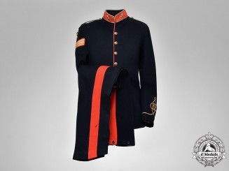 United Kingdom. An Inter-War Royal Artillery Officer's Dress Uniform 1933, Named