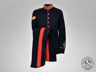United Kingdom. An Inter-War Royal Artillery Officer's Dress Uniform 1933, Named