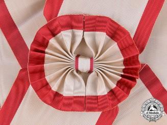 Japan, Empire. Am Order of the Rising Sun, I Class Grand Cross Sash