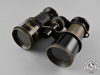 Austria, Imperial. A Set of Austro-Hungarian Army Binoculars by Otto Schleiffelder